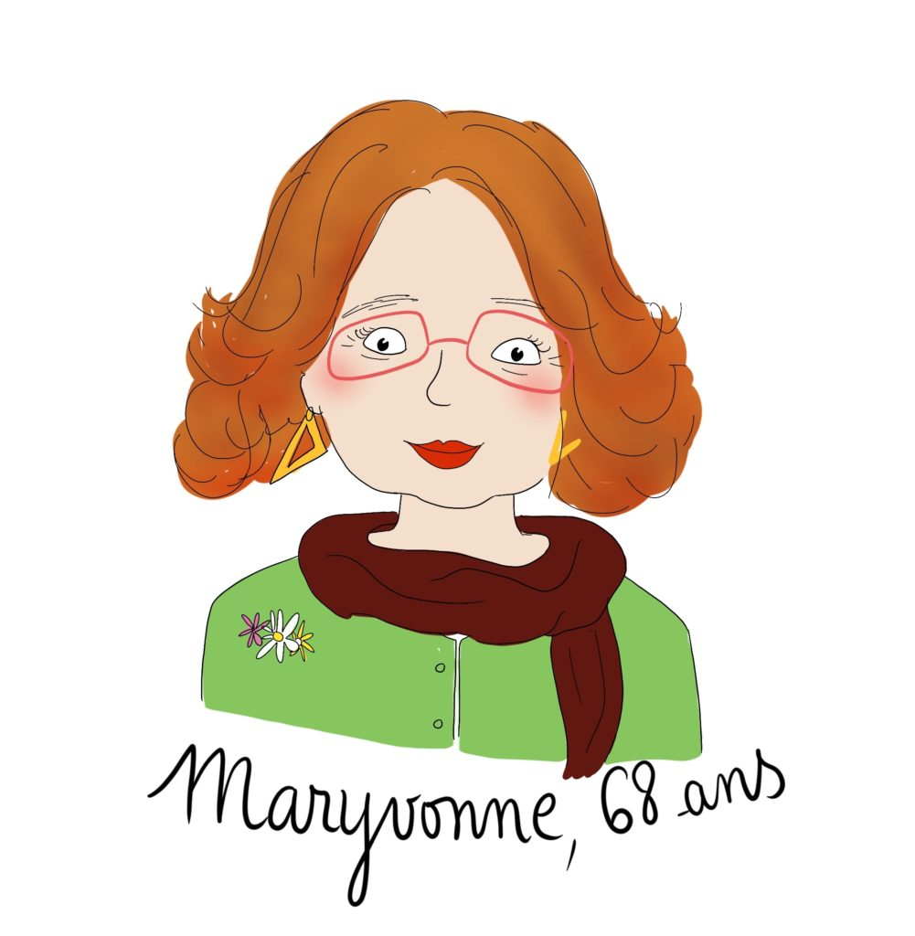 Maryvonne, 68 ans, surdouée, témoigne.